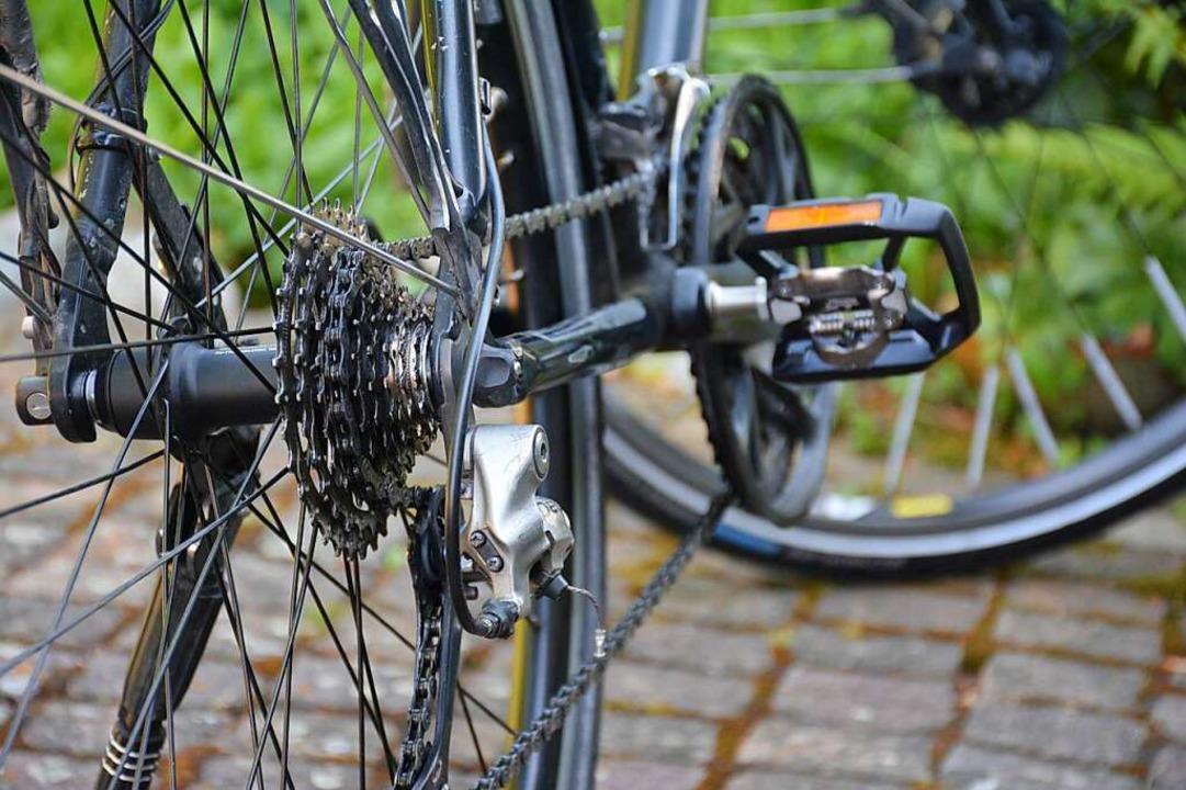 Eine Radtour sollte es werden, doch daraus wurde nichts.    Foto: Hannes Lauber