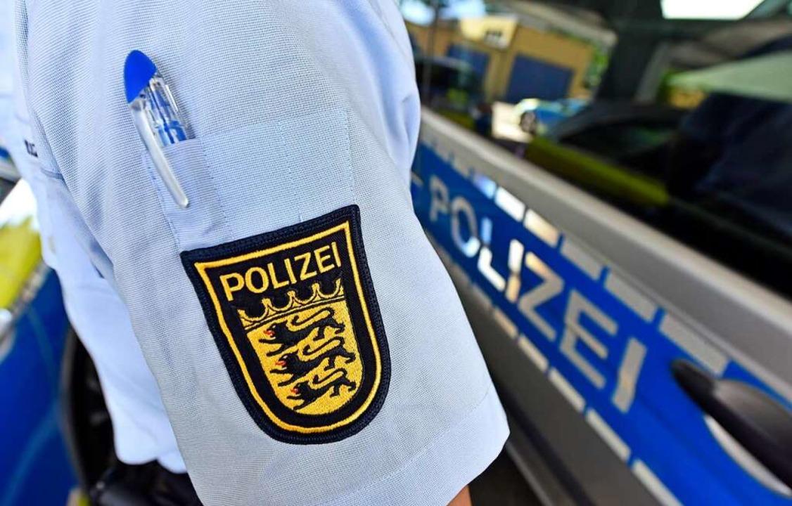 An dem Vorfall waren zwei Polizisten beteiligt, gegen einen wird ermittelt.  | Foto: Michael Bamberger
