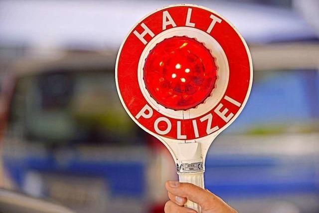 Corona verlagert die Kriminalität in Heitersheim von der Straße verstärkt nach Hause