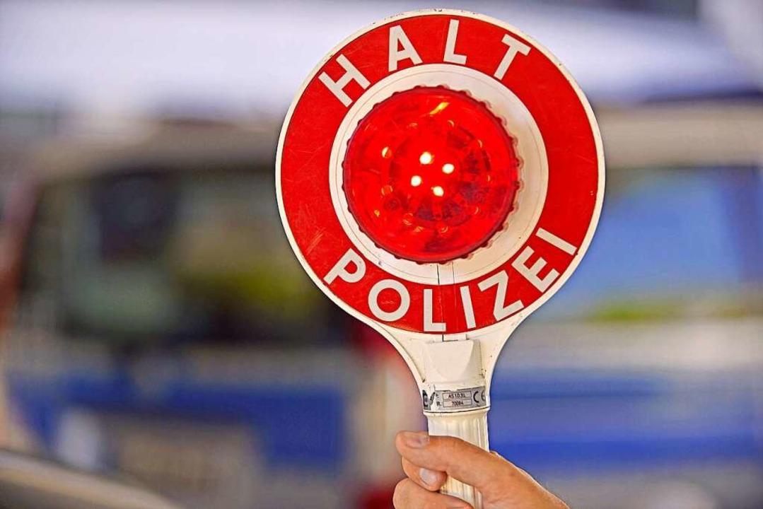 Der Markgräfler Polizeichef Thomas Mül...rend bei den Sexualstraftaten stoppen.  | Foto: Michael Bamberger