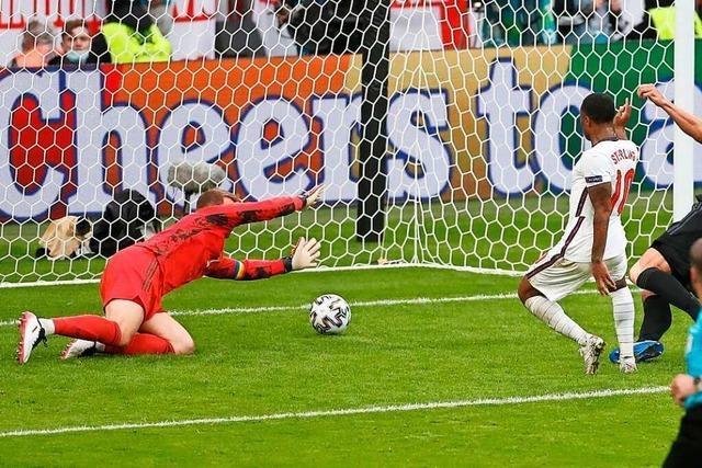 Deutschland scheidet im EM-Achtelfinale gegen England aus