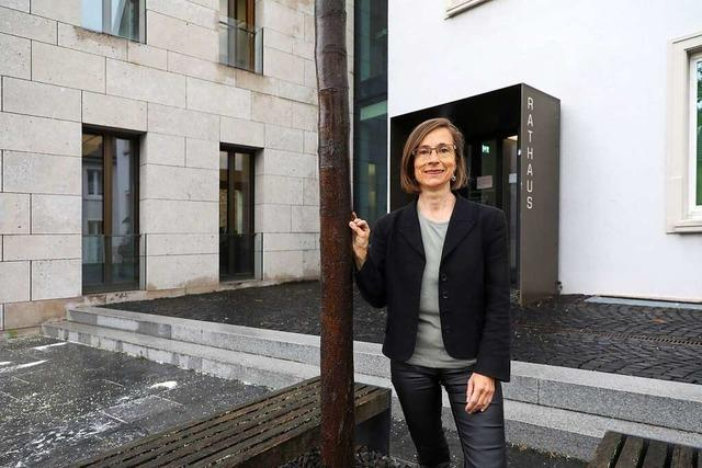 Rundgang mit Kandidatin Daniela Bühler