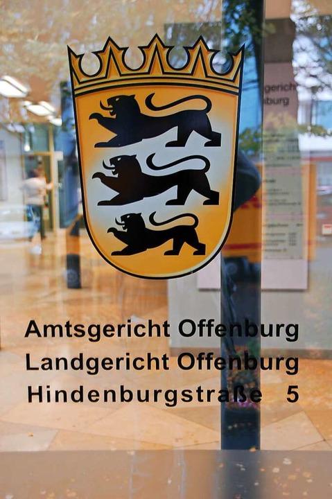 Am Dienstag wurde im Landgericht das Urteil gefällt.  | Foto: hrö