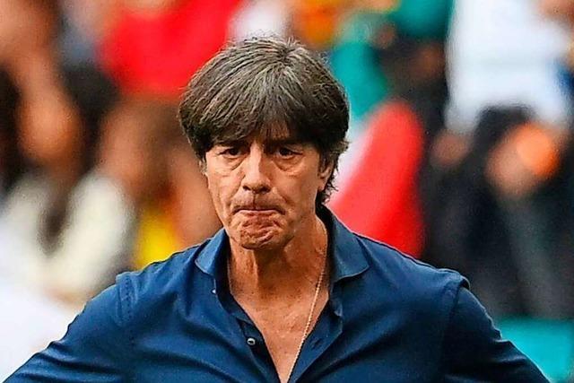 Löw wird der bleiben, der den deutschen Fußball vom Rumpel-Image befreite