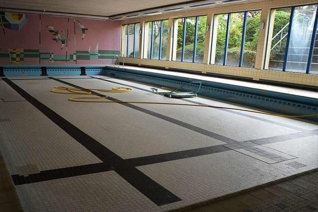 Defekt in der Schwimmhalle in Weil am Rhein gibt Rätsel auf