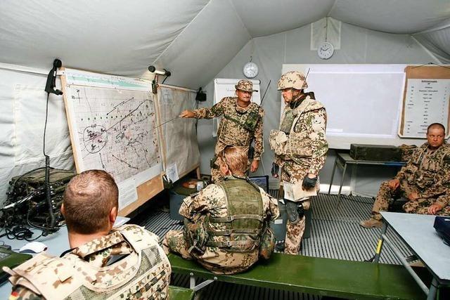 Einsatz beendet: Letzte deutsche Soldaten aus Afghanistan ausgeflogen