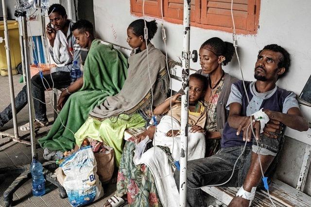 Das letzte Wort ist in Äthiopiens Terrorprovinz noch nicht gefallen