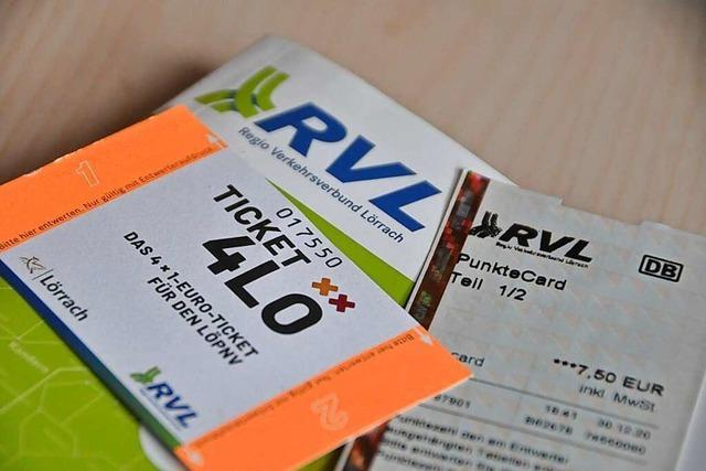 Verkehrsverbund im Landkreis Lörrach will Abonnenten zurückgewinnen