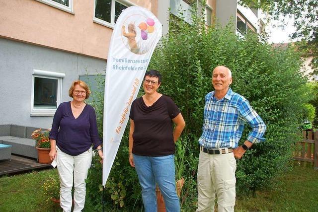 Das Familienzentrum Rheinfelden bahnt sich den Weg aus der Isolation