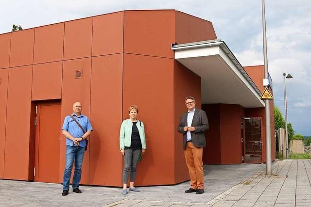 Der Umbau des Bahnhofs in Wyhlen löst gemischte Gefühle aus