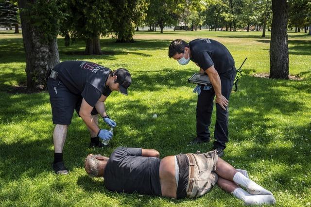 Mindestens 134 Todesfälle in Kanada wegen der Hitzewelle