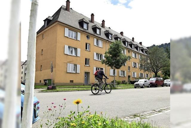 Bei Neubauten ist Freiburg für die Baugenossenschaft Familienheim zu teuer