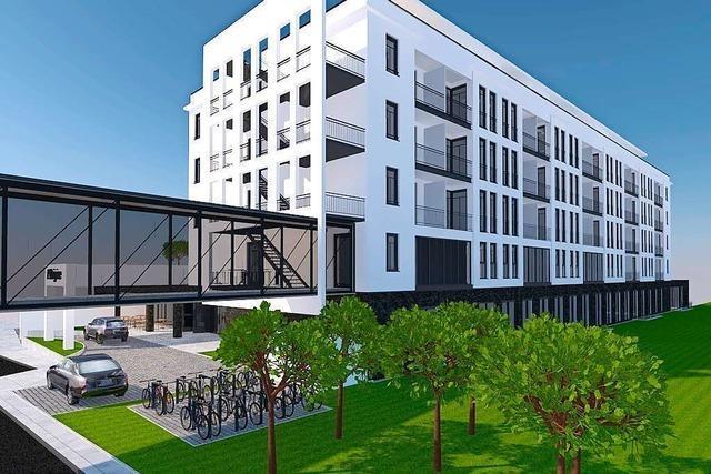 Grünes Licht für 30-Millionen-Euro-Hotel in Bad Krozingen