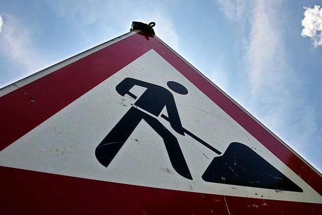 Bettlerpfad bei Sölden soll bei Bauarbeiten auf der L 122 kein Schleichweg werden und wird gesperrt