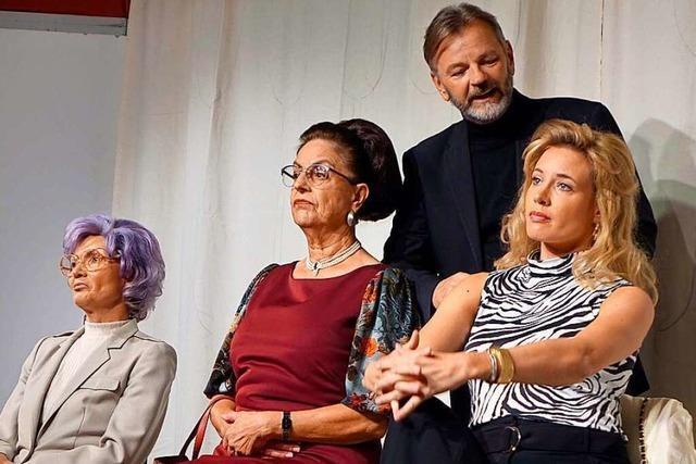 Bad Säckingens Festspielgemeinde tritt mit Komödie von Theresia Walser auf
