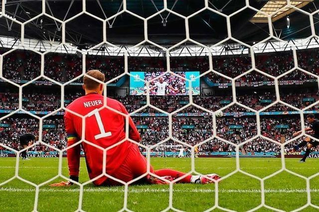 Der deutsche Fußball hat den Anschluss an die Weltspitze verloren
