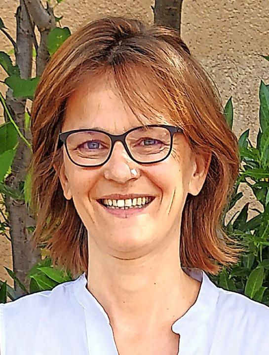 Margarete Gießmann  | Foto: Gisela Weyland