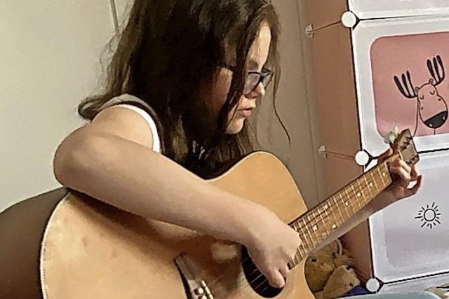 Gitarre lernen mit einer App