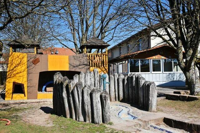 Abreißen und dann neu bauen: Freiamt stimmt für einen neuen Kindergarten