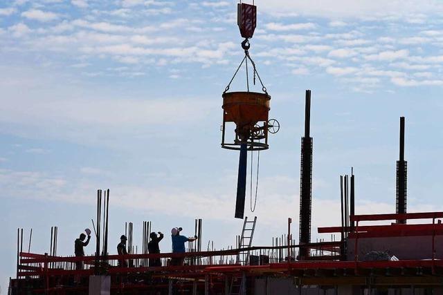 Zwei Großprojekte beschäftigen die städtische Wohnbau Lahr