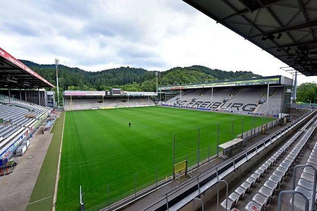 Das Schwarzwaldstadion heißt wieder Dreisamstadion