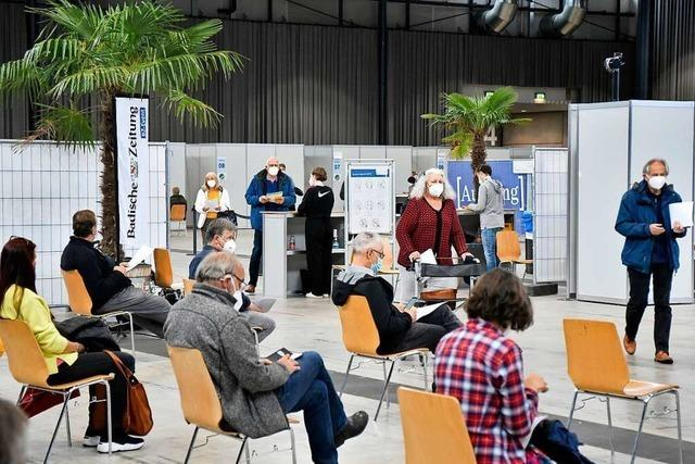 Impfquote in Freiburg jetzt nahe 60 Prozent
