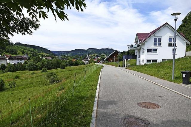 Bauland für 14 Häuser
