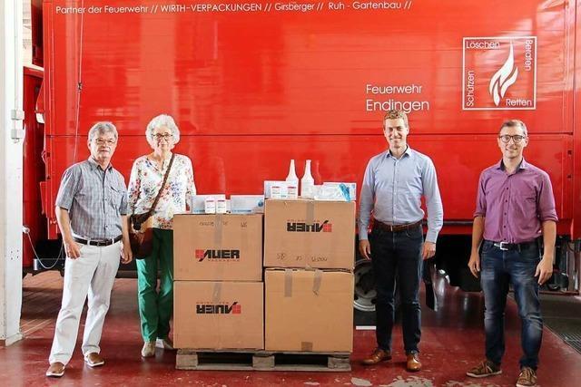 Hilfe für Menschen in Tovar im Kampf gegen das Coronavirus