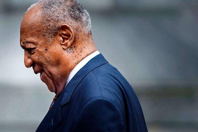 Gericht kippt Missbrauchs-Verurteilung von Bill Cosby