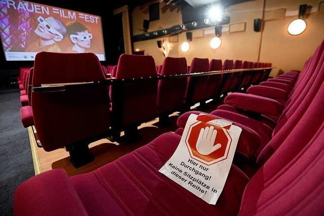 Neustart in den Kinos in der Ortenau: