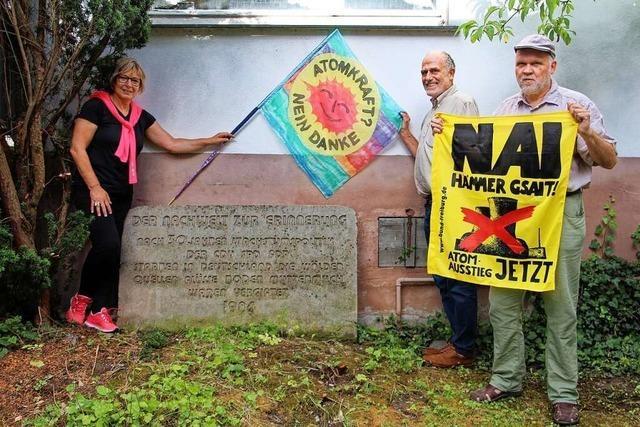 Ein Museum zum Widerstand gegen das AKW Wyhl?