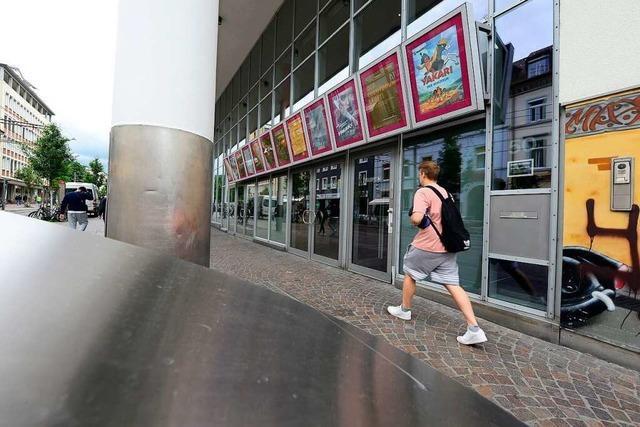 Auch Freiburgs große Kinos öffnen wieder