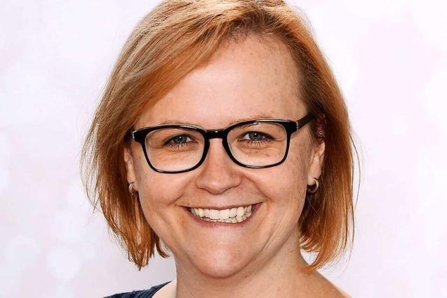 Christin Sigwart wird Leiterin der Rheinschule in Friedlingen