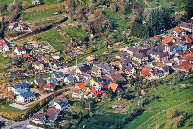 Vor 50 Jahren wurde Wallburg nach Ettenheim eingemeindet