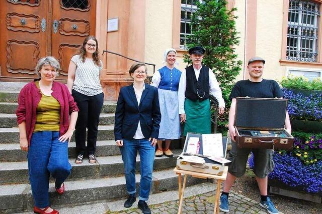 Wo ist Kaiserin Augustes Brosche – eine Spurensuche in Waldkirch
