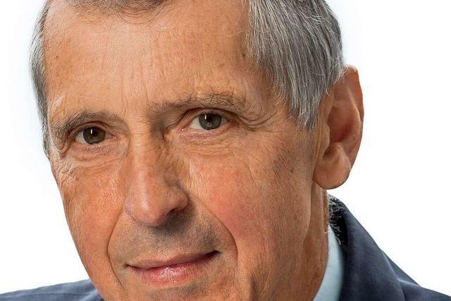 Manfred Himmelsbach verlässt die AfD-Fraktion im Lahrer Gemeinderat