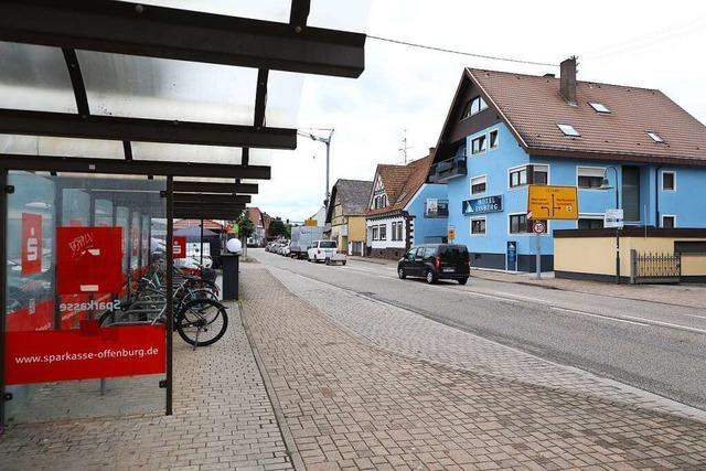 Baustelle in der Friesenheimer Ortsdurchfahrt geht in die nächste Phase