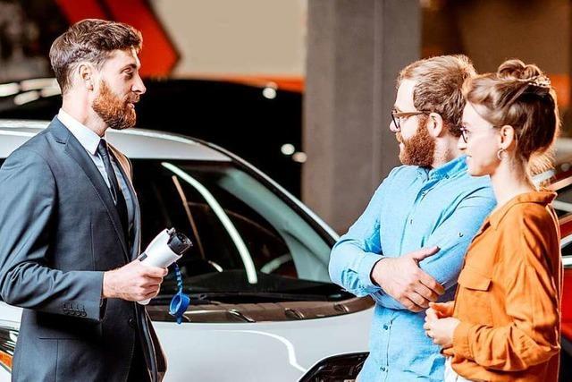 Worauf man beim Kauf von gebrauchten E-Autos achten muss