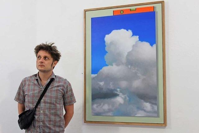 Marius Pons de Vincent stellt beim Kunstverein Kirchzarten aus