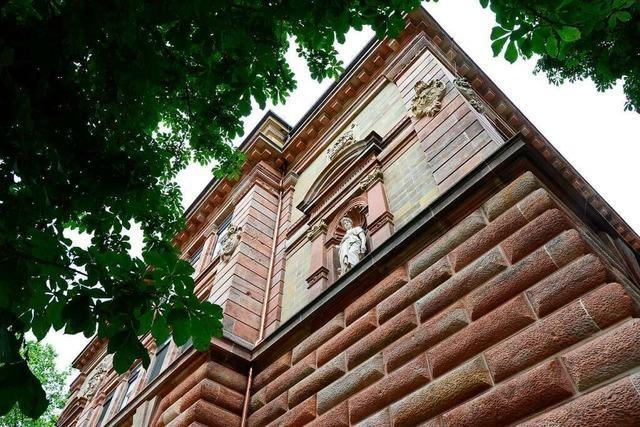 Die Instandsetzung des Freiburger Goethe-Gymnasiums dauert noch