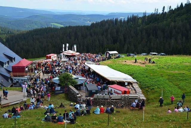 Laurentiusfest auf dem Feldberg fällt auch dieses Jahr aus