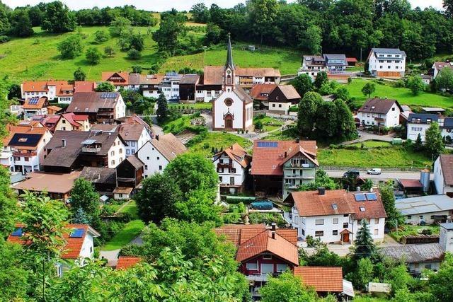 Seit 50 Jahren gehören Dossenbach und Schwörstadt zusammen