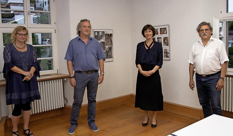 Der neue Vorstand (von links): Susanne... Kathryn Babeck und Jan Heinz Stauffer    Foto: Volker Münch