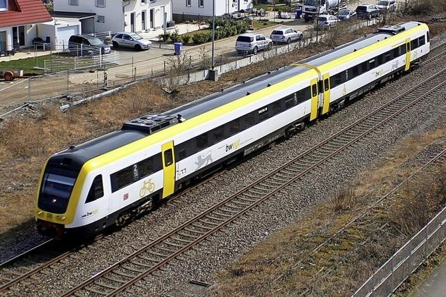 In den Interregio-Zügen der Hochrheinbahn kommt es zum Hitzestau