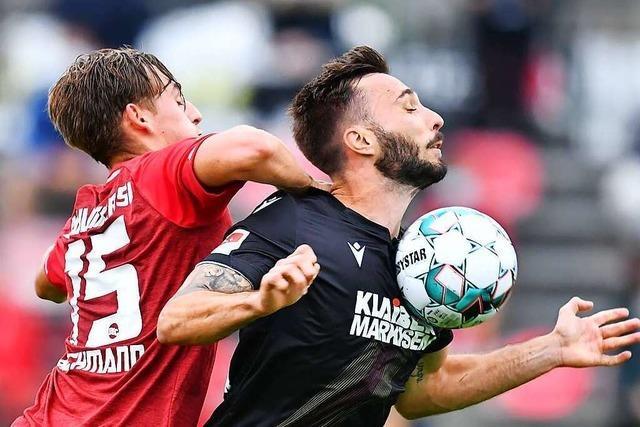 Bahlinger SC bleibt gierig gegen den Ball – Remis gegen Karlsruher SC
