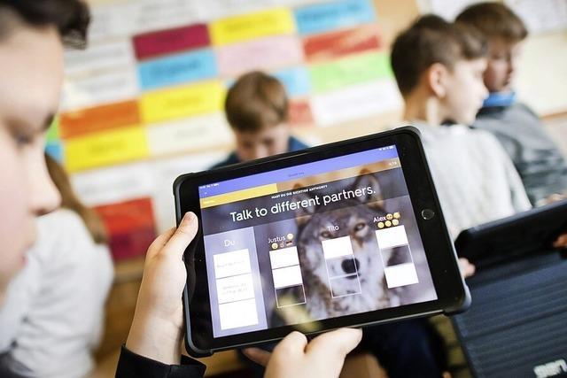 Zeller Grundschulen sollen mit digitaler Technik ausgestattet werden – in abgespeckter Form