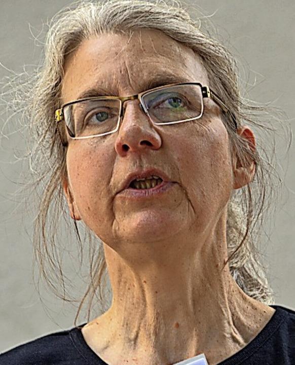 Pfarrerin Ulrike Krumm  | Foto: Gabriele Rasenberger