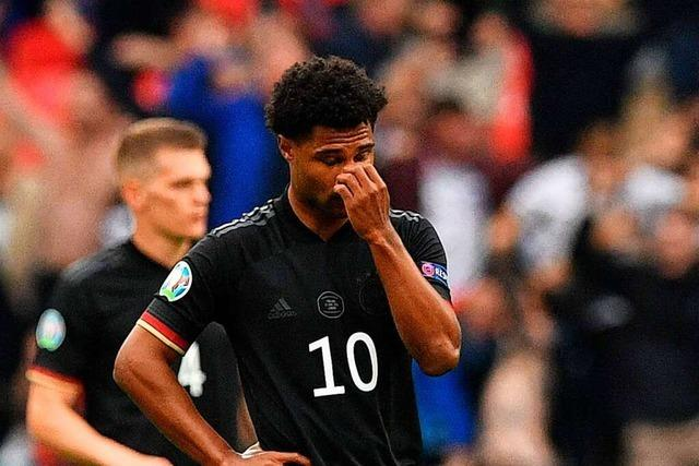 So fällt das EM-Zeugnis für die Deutsche Nationalmannschaft aus