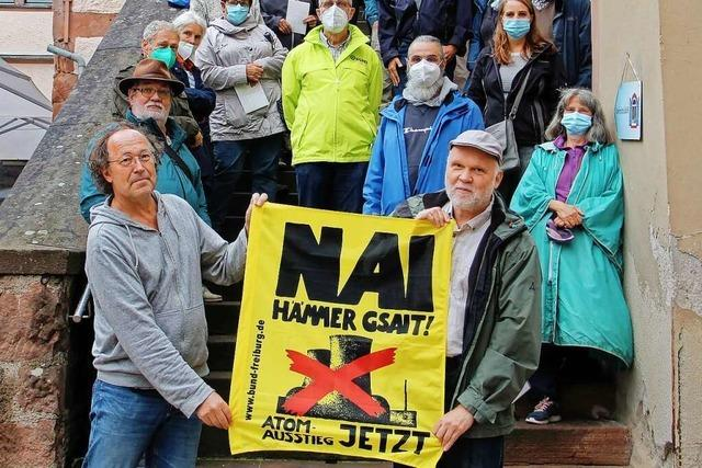 BUND warnt vor Atomschrott-Recycling in Fessenheim und startet Petition