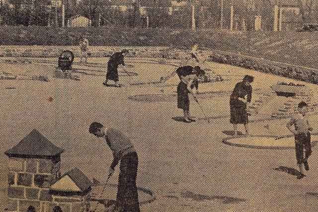 Von Kamikaze-Radlern und einem historischen Minigolf-Platz